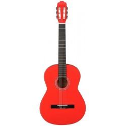 Червена китара за деца:CG851 1/2 RD