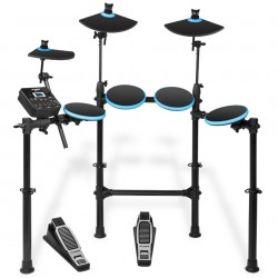 Електронни барабани:Alesis DM Lite kit