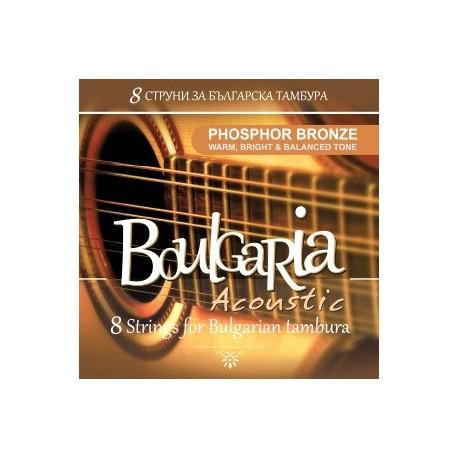 Струни за българска тамбура: BOULGARIA Acoustic