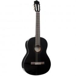 Черна класическа китара:YAMAHA C40 BLACK