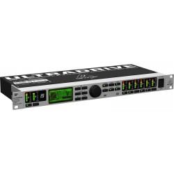 Дигитален процесор /кросоувър: Behringer DCX2496