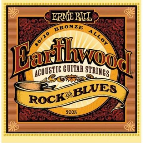 Струни за акустична китара ERNIE BALL 2008
