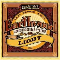 Струни за акустична китара ERNIE BALL 2004