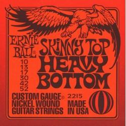 Струни за електрическа китара Ernie Ball 2215