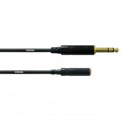 Адаптер кабел жак- жак: Cordial CFM 0.15VY