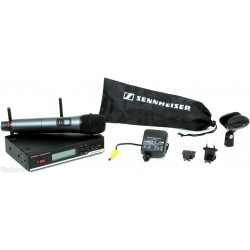 Безжичен вокален микрофон :Sennheiser XSW 35-B