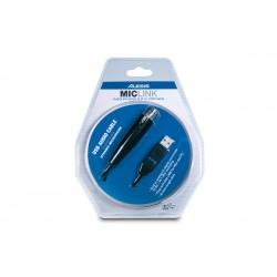 USB Аудио интерфейс микрофонен кабел: Alesis MIClink
