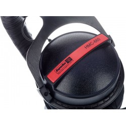 Професионални слушалки с микрофон: SUPERLUX HMC660X