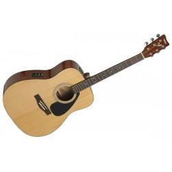 Електро-акустична китара:YAMAHA FX310A