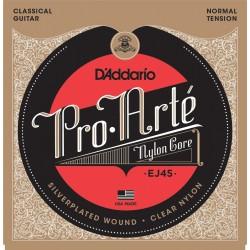 Струни за класическа китара: D'Addario EJ45