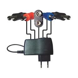 Адаптер за ефект педали:BEHRINGER PSU-HSB-ALL