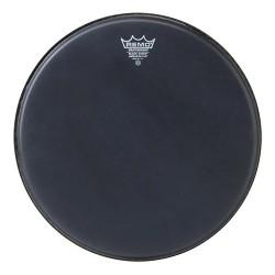 Черна кожа за барабан: REMO BA-0814-ES