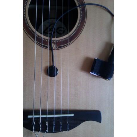 Пиезо микрофон за акустичен инструмент: Harley Benton HB-T