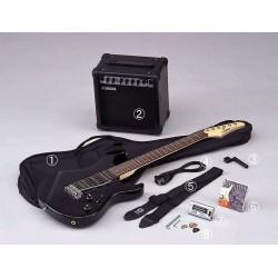 Комплект ел.китара с усилвател и аксесоари:YAMAHA ERG121 GP II (BL)