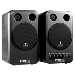 Студийни монитори : BEHRINGER MS16 pair (комплект)