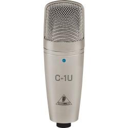 Студиен микрофон :BEHRINGER C-1U (USB интерфейс
