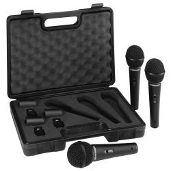 Комплект микрофони: BEHRINGER XM1800S SET