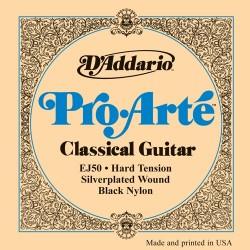 Струни за класическа китара: D'Addario EJ50