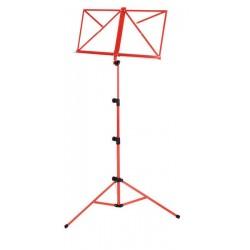 Нотен пулт /червен/ : STARTONE Music stand Red
