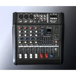 Миксер с усилвател и MP3 Player: Guarda MY-500USB