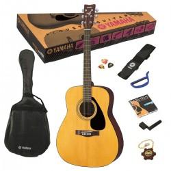 Комплект акустична китара :YAMAHA F310P_1