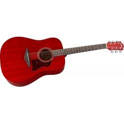 Акустична китара / червена /: HOHNER CD-65 TWR