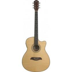 Електро-акустична китара:USM OACEF/N