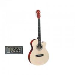 Озвучена акустична китара : MARKTINEZ M 100 NAM