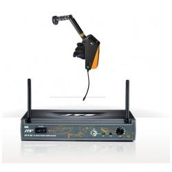 Безжичен микрофон за духови инструменти:JTS UR-816D
