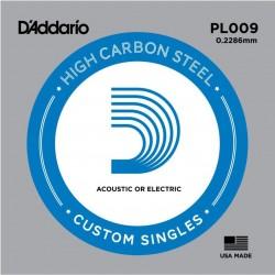 Първа струна D'Addario PL009-5