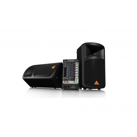 Професионален озвучителен комплект: BEHRINGER EPS500MP3