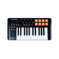 USB MIDI контролер: M-Audio Oxygen 25 MK4