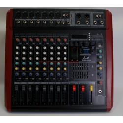 Смесителен пулт с усилвател: ANTx DMA 800
