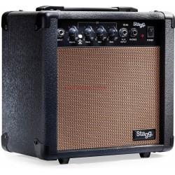 Усилвател за акустична китара: STAGG 10AA