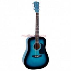 Синя китара :YOSEMITE DN BLS