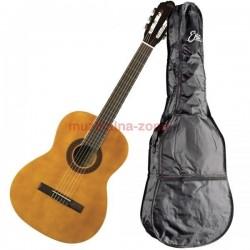 Класическа китара 4/4 с калъф : EKO CS10 NT