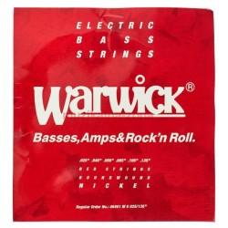 Струни за 6 струнна бас китара:Warwick 46401