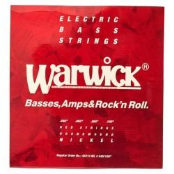 Струни за бас китара:Warwick 46210