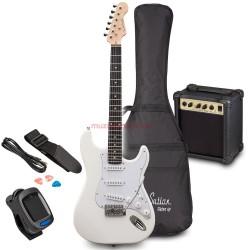 К-т електрическа китара с аксесоари RIDER GP PACK