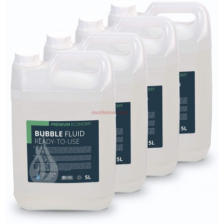 Течност за балончета PF ECONOMY BUBBLE FLUID 5L