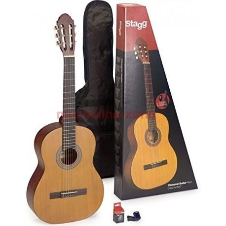 Класическа китара с аксесоари STAGG C430M PACK