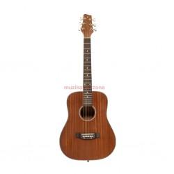 Акустична китара травел модел STAGG SA25 MAH