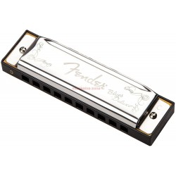Блус хармоника в До FENDER BLUES DELUXE HARMONICA C