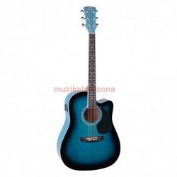 Електро акустична китара YELLOWSTONE DNCE BLS