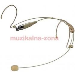 Микрофон за глава ,телесен цвят PROEL HCM23AK
