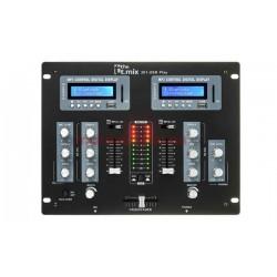 DJ миксер с USB / Bluetooth плейър T.MIX 201 USB