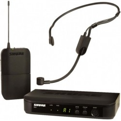 Безжичен вокален микрофон :SHURE BLX14E/P31-K3E