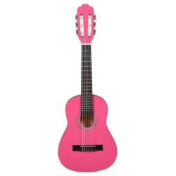 Розова китара размер 1/8: CG851 1/8 PINK