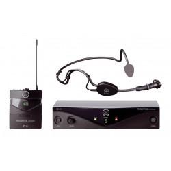 Хедсет безжичен микрофон:AKG Perception Sport Set