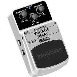 Дилей ефект за китара:Behringer VD400
